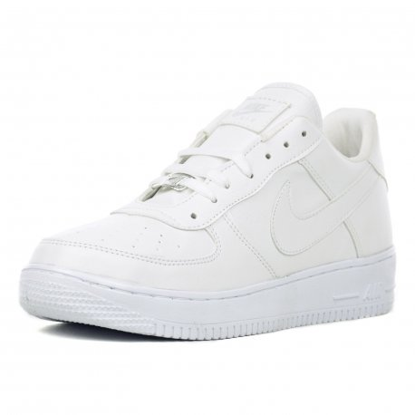 Tenis Casual Unisex Air Blanco Blanco